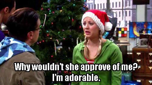 a Big Bang Theory Christmas