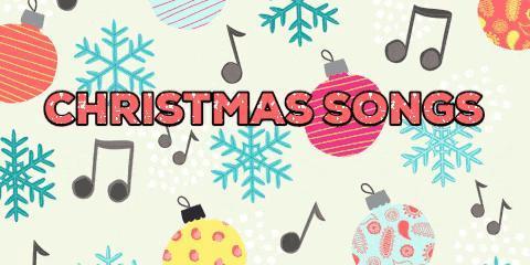 My Top 6 Favorite Christmas Songs
