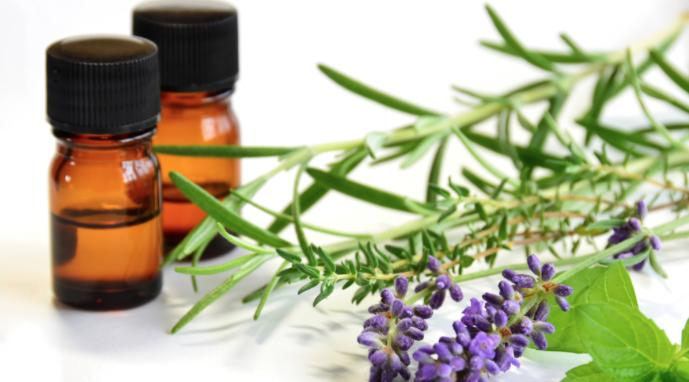 Some flyers find essential oils to be the key to relaxing in flight.
