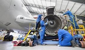Planes spend more time being maintained than in flight!