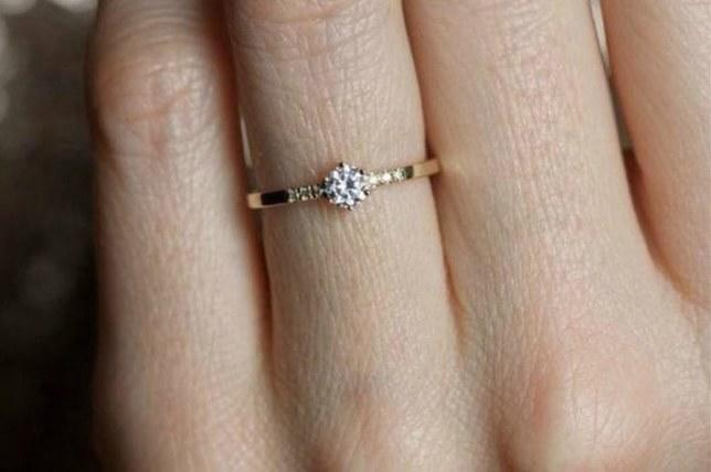 Engagement Rings: Here's Why The Detail And Size Matter