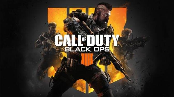 Game Review: Call of Duty: Black Ops 4