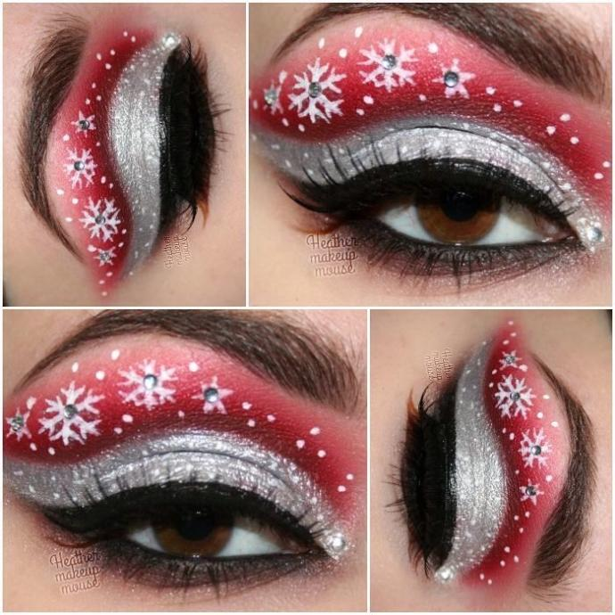 Sparkly Snowflakes and Stars