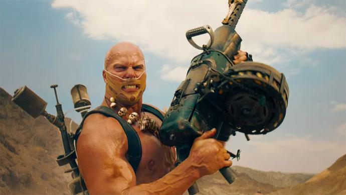 Nathan Jones in Mad max Fury road
