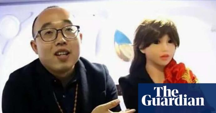 Chinese Man Marries Robot