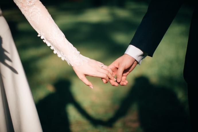 We are not married, not engaged, but both committed to making our relationship work!