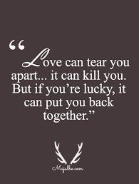 Cynical Quote About Love
