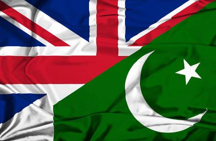 Growing Up British Pakistani