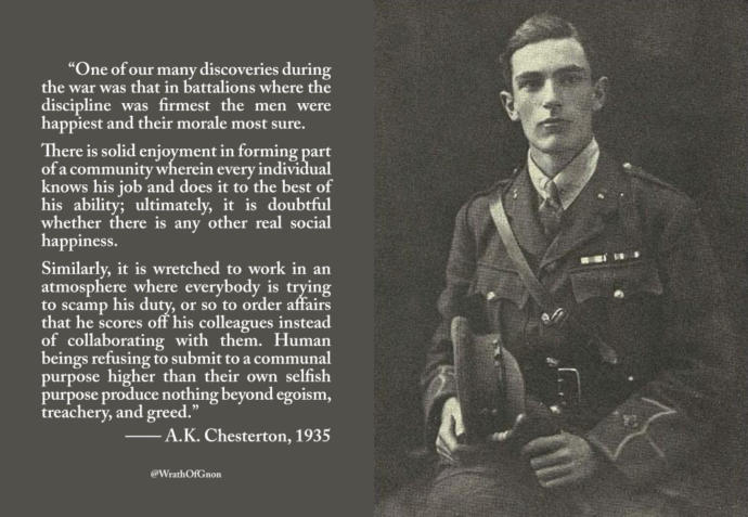 Some Imperial advices for the young conservative White men who feel HOPELESS in this Modern World
