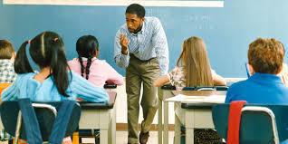 Fav teacher! Now I have two black fav teachers in my mind!