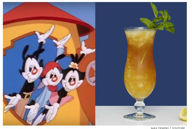 Booze Toons: The perfect alcohol and Saturday Morning Cartoon combinations