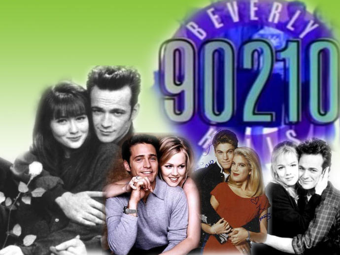 10 Classic 1990's T. V. Shows