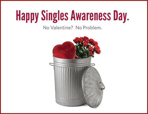 Seriously...Valentines Day Sucks!