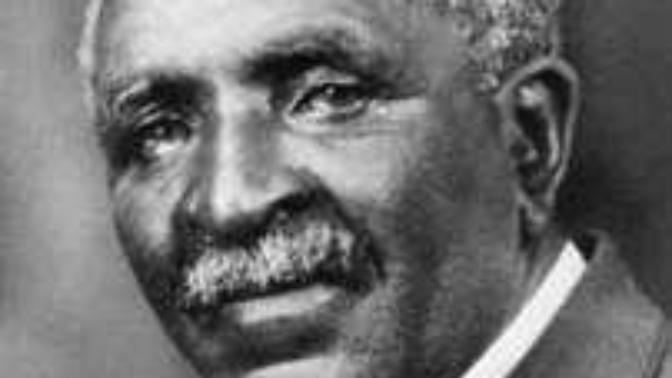 A little African-American History for GaG: George Washington Carver