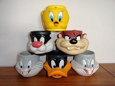 I had that Tweety mug.
