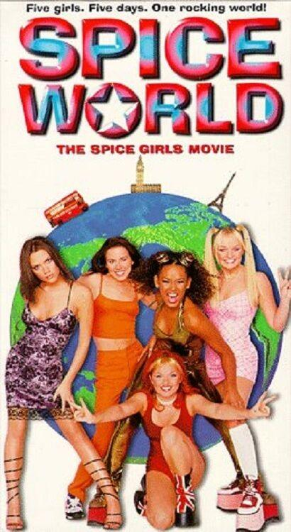 Not only did I see this movie but I had this movie.