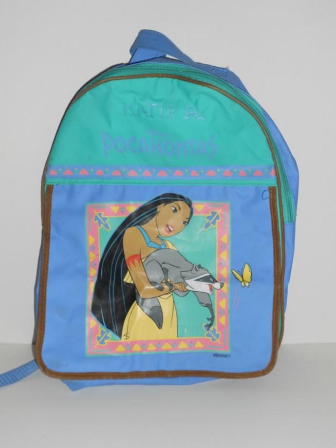 I think I had this backpack.