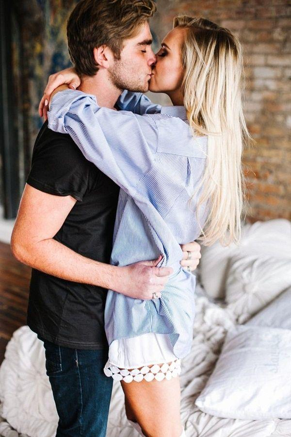 A Cuddling Moment