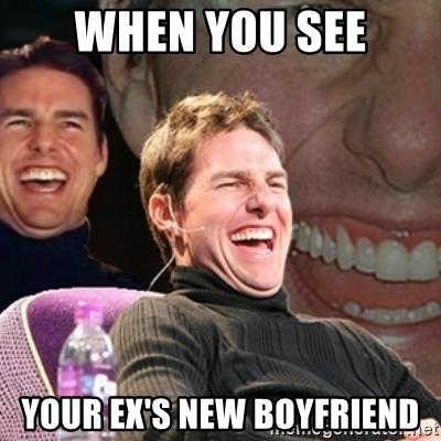 Signs You're Not Over Your Ex Yet...
