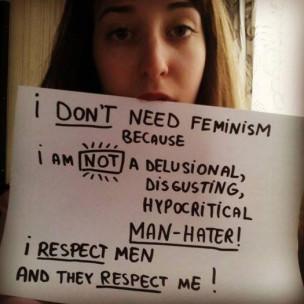 Ranting on Feminism