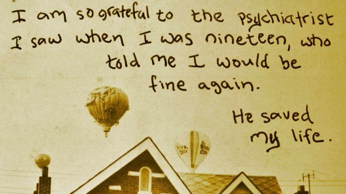 PostSecret: You Are Invited To Share a Secret