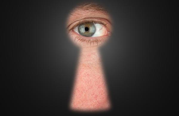 Peeping Toms are creepy