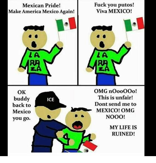 Adorable mexicans leaving my country.