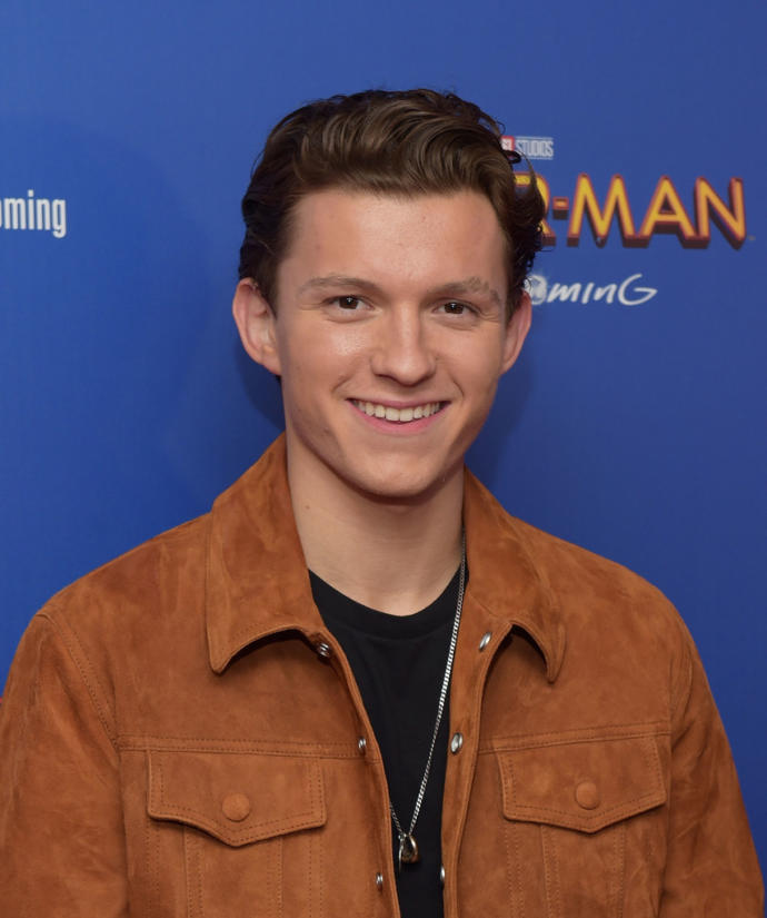 22-year-old, Tom Holland.