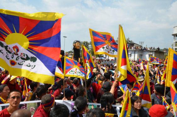 Tibetan uprise day 2019