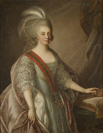 Queen Maria (1734 - 1816)