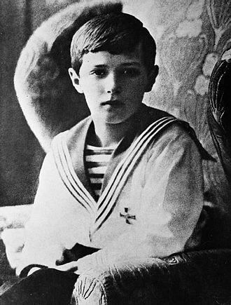 Alexei Nikolaevich (1904 - 1918)