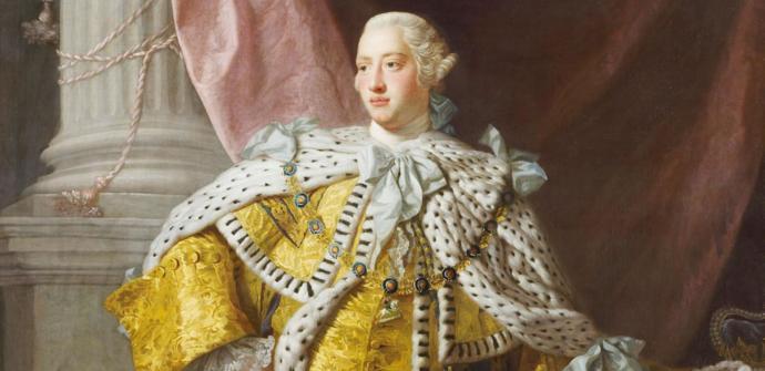 King George III (1738 - 1820)