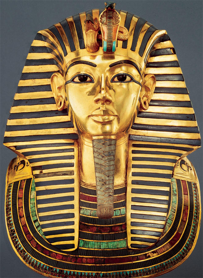 King Tutankhamun (1341 - 1323 BC)