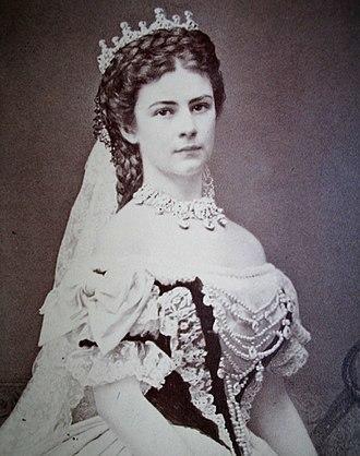 Elisabeth of Austria (1837 - 1866)