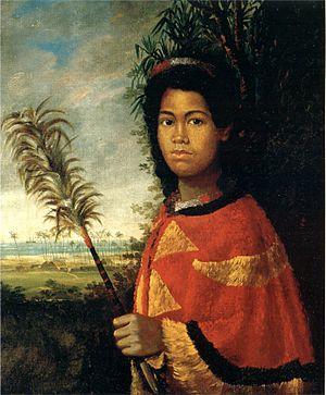 Princess Nahienaena (1815 - 1836)