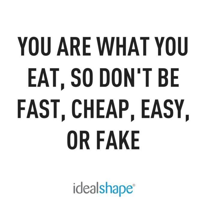 My favorite nutrition and fitness motivational quotes