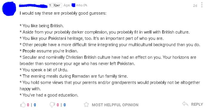 The Reality of Being a British Pakistani Muslim Girl.
