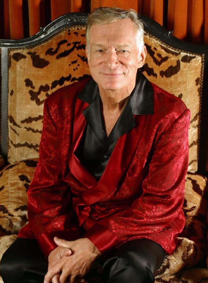 HUGH HEFNER - 1000 WOMEN