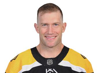 Now as a Boston Bruins Player (35 years old)