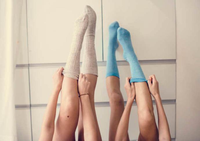 A little showcase about legs