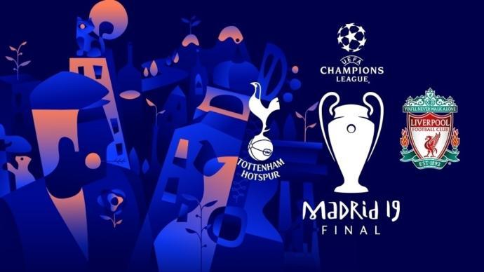 Final was held in Madrid, Stadium of Wanda Metropolitano (Stadium of Athletico Madrid)