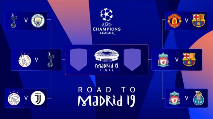 Road to Madrid 19