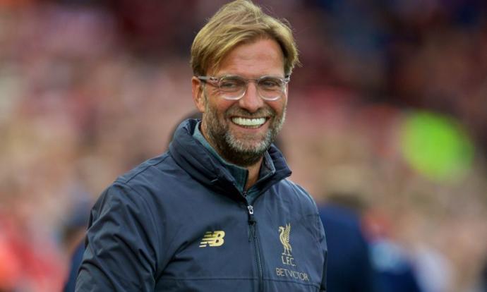 jurgen klopp, coach of Liverpool. (He had lost 6 final before 1st June :p)