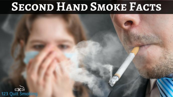 Second hand smoke is RAPE!