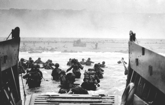 THIS IS WHAT D-DAY IS ABOUT