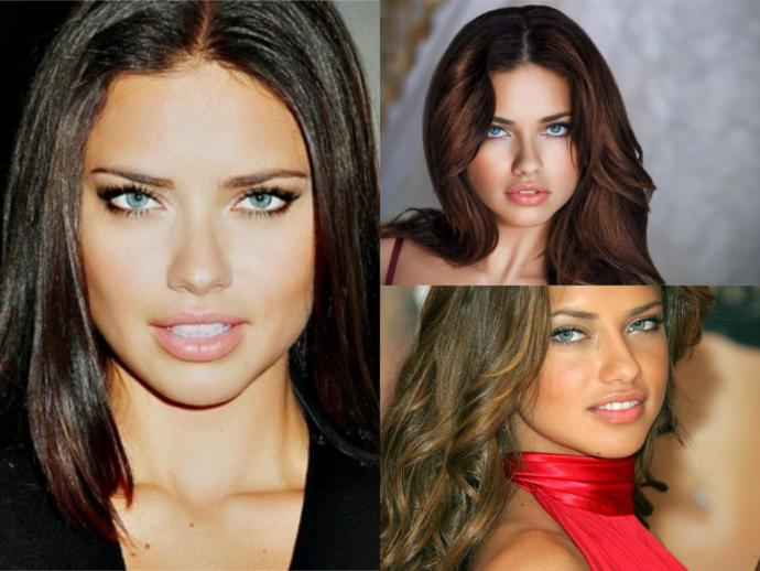 Most beautiful celebrities in the world according to me