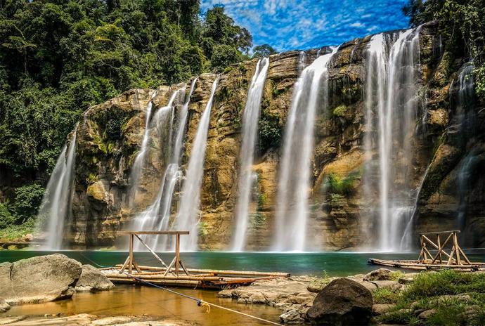 Tinuy An Falls, Surigao Del Sur