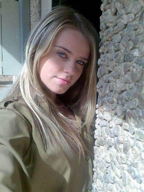 The beauty of Israeli defense force girls