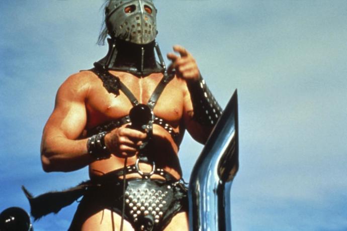 Jack Hammer: Action Hero