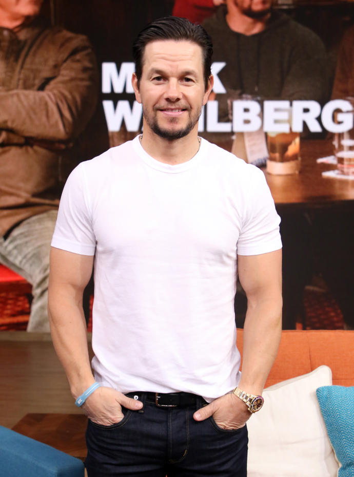 Mark Wahlberg now